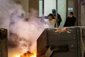 Detenidos otros cuatro participantes activos de los disturbios de Gamonal