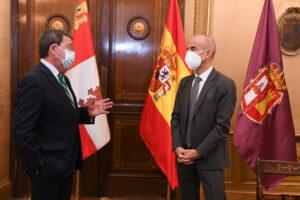 La Diputación Provincial de Burgos firma convenio de Patrocinio del Cross Internacional de Atapuerca con Ibercaja