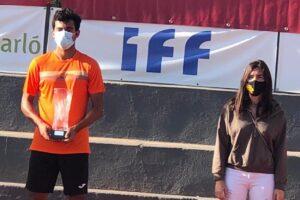 Nicolás Álvarez gana el Torneo de Benicarlo – Primer Titulo Profesional