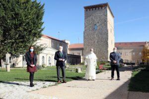 Arranca la conmemoración del VIII Centenario del fallecimiento de Santo Domingo de Guzmán