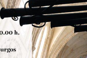 La Catedral de Burgos vivirá hoy el primer concierto con los órganos del coro  en un duelo sin precedentes
