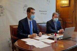 Los ayuntamientos de Burgos recibirán más de 2,5 millones en inversiones del Fondo Extraordinario gestionado por la Consejería de la Presidencia
