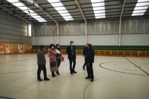La Junta de CyL trabaja en el operativo para la realización de test masivos en la ciudad de Burgos