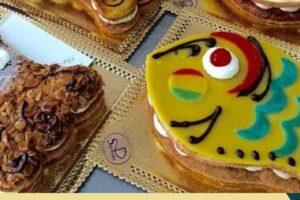 Pastelería Mereyde apoya la Ela con Peces Solidarios