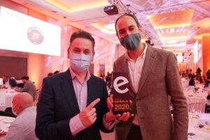El Fórum Evolución Burgos gana el Premio de Plata al mejor espacio de eventos de España
