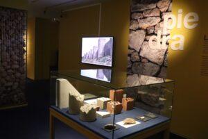 La Junta presenta en el Museo de la Evolución Humana la exposición Materiales. Una historia sobre la evolución humana y los avances tecnológicos