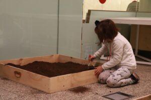 El Museo de la Evolución Humana centra su atención en los más pequeños estas Navidades con talleres adaptados a todas las edades