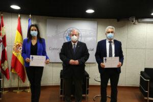 La Universidad de Burgos galardonada en los premios de investigación del CESCYL