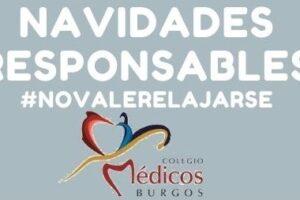 El Colegio de Médicos de Burgos apela a la responsabilidad para evitar una tercera ola de COVID-19