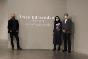 Se inaugura la exposición Selected Recent Works de Simon Edmondson en la sala Pedro Torrecilla de Fundación Cajacírculo