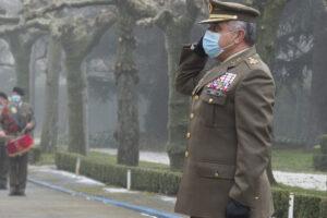 Toma de Posesión del General de División Juan Carlos González Díez como Jefe de la nueva División San Marcial