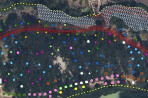 Se pone en marcha el proyecto de rehabilitación y renaturalización de la margen norte del parque de Fuentes Blancas