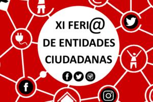Entre el 11 y el 17 de enero se celebra la XI Edición de la Feria de Participación Ciudadana