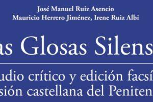 El Instituto de la Lengua y las Universidades de Castilla y León presentan los libros Las Glosas Silenses estudio crítico y edición facsímil versión Castellana del Penitencial y el Fuero de Brasoñera