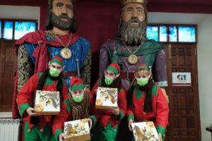 Los Elfos inundan de magia la localidad de Atapuerca