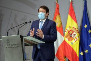 La Junta de CyL se anticipa y adopta nuevas medidas para frenar el avance de la tercera ola de la pandemia