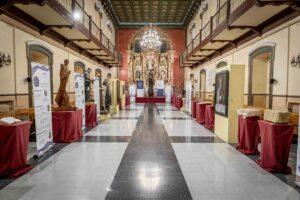 La exposición 'Sementera de  esperanza' culmina su periplo por la diócesis en el Seminario