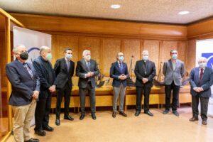 La Junta colaborará en los actos previstos en torno al 20 de julio para conmemorar el VIII Centenario de la Catedral de Burgos