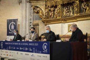 La Vuelta 21 pondrá en valor todo el potencial del VIII Centenario de la Catedral de Burgos