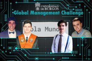 """El equipo de la UBU """"Hola Mundo"""" participará en la final de GMC"""