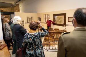 La exposición Burgos, 1921 recrea la vida en la capital y la provincia hace un siglo