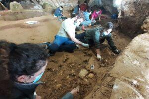 Vera, la última neandertal del norte de Burgos