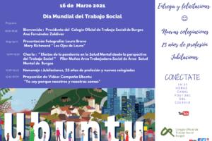 El martes 16 de marzo se celebra el Día Mundial del Trabajo Social