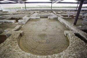 La villa romana de Almenara-Puras protagoniza mañana una nueva conferencia del ciclo 'Del andamio al dron' del Museo de la Evolución Humana