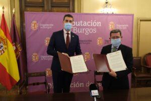 La Junta aporta 10,7 millones de fondos extraordinarios para la provincia de Burgos vinculados al pacto para la Recuperación