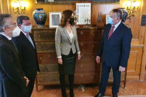 La consejera de Empleo e Industria anuncia que la Junta de Castilla y León reforzará las políticas de empleo dirigidas a los jóvenes de la Comunidad