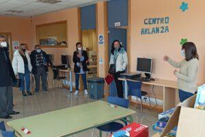 Se firma convenio entre Fundación Cajacírculo, Ayuntamiento de Lerma y Cáritas diocesana de Burgos para la cesión del Centro Juvenil Arlanza