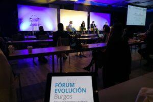 Fórum Evolución Burgos presente en el IV Encuentro anual Foro Mice