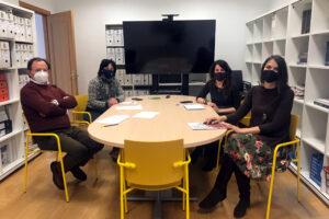 La UBU y el Ayuntamiento de Burgos fomentan sus alianzas para continuar trabajando por el Desarrollo Humano Sostenible