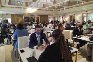 Burgos participa en un foro profesional de la Industria de Eventos