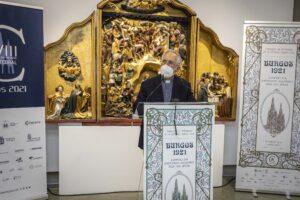 Una treintena de piezas rememoran en el Consulado del Mar la gran exposición de arte retrospectivo de 1921