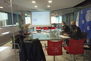 La Policía Nacional de Burgos participa en una Jornada sobre Ciberdelincuencia Empresarial