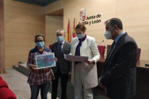 El concurso '¿Qué es para ti el 112?' premia a dos alumnos y a un colegio de Burgos