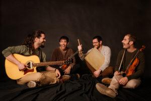 """La banda burgalesa """"el nido"""" dará este viernes 16 en Burgos el concierto que cerrará la etapa de su primer álbum, """"Huella y camino"""""""