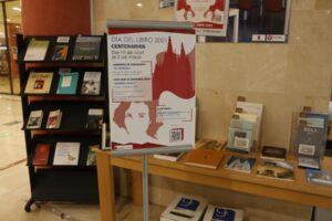 La Biblioteca Universitaria celebra el Día del Libro con Carmen Laforet y La Catedral