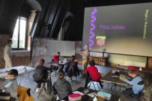 La Estación de la Ciencia y la Tecnología acogerá múltiples actividades infantiles durante el mes de mayo