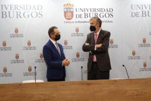La Universidad de Burgos y Colegio Oficial de Graduados Sociales de Burgos unidos hacia la empleabilidad