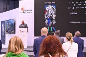 La Junta presenta en FITUR el Plan de Promoción de Las Edades del Hombre 'LUX' con el objetivo de convertirlo en el gran evento cultural y turístico del Jacobeo 21-22
