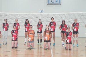 El Babieca-Universidad de Burgos luchará desde hoy por el ascenso a la 1ª División de Voleibol Femenino