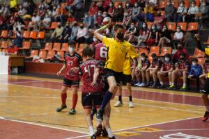 Temiño Pérez BM Burgos, campeón de Castilla y León