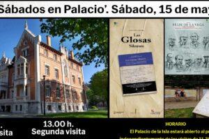 El Instituto Castellano y Leonés incorpora a su programación cultural Los Sábados en Palacio la nueva propuesta Paseos Literarios y Naturaleza