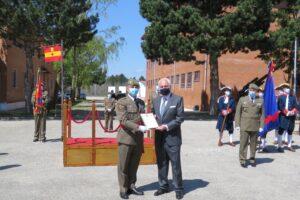 José Luis Concepción Rodríguez nombrado Embajador Marca Ejército por la provincia de Burgos