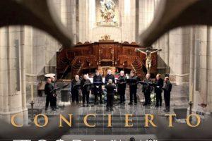 El grupo vocal Coda actúa mañana en el Museo de Burgos