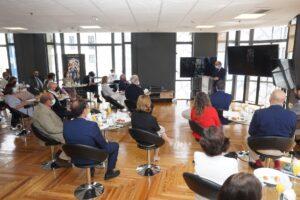 La Junta promociona en Madrid la exposición de Las Edades del Hombre 'LUX', que será inaugurada el 29 de junio por el Rey Felipe VI
