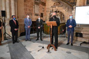 Los relieves del Trasaltar de la Catedral de Burgos recuperan su esplendor tras un innovador proceso de restauración y puesta en valor