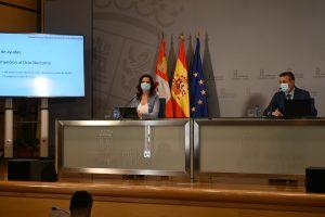 La Junta convoca nuevas ayudas para impulsar la recuperación económica de los autónomos de Castilla y León con cuantías de 3.000 y 8.000 euros por beneficiario